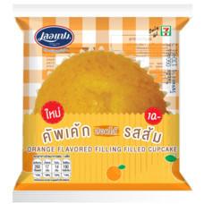 เลอแปง คัพเค้กไส้ส้ม 60 กรัม