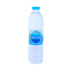 น้ำดื่มคริสตัล600มล.