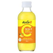 ดับเบิ้ลซี รสส้มและเลมอน 160 มิลลิลิตร