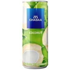 ชบา น้ำมะพร้าวผสมเนื้อมะพร้าว 230 มิลลิลิตร