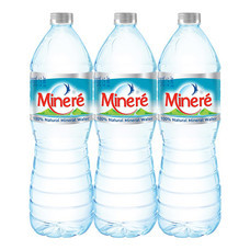 มิเนเร่น้ำแร่ 1500 ซีซี แพ็ก6