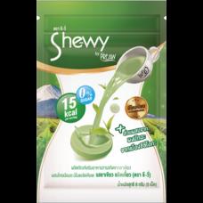 ชีวี่บายเพรียว ผลิตภัณฑ์เสริมอาหารสกัดจากชาเขียว รสชาเขียวชนิดเคี้ยว 8 กรัม