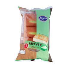 เลอแปง ขนมปังแพ ไส้สังขยาใบเตย
