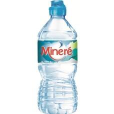 มิเนเร่ น้ำแร่ 750 มิลลิลิตร จุกสปอร์ต (จำกัดการซื้อไม่เกิน 10 ชิ่น)