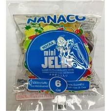 นานาโกะเยลลี่ผสมวุ้นมะพร้าวรสผลไม้ 90 กรัม