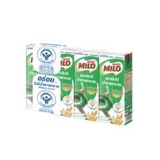 โฟร์โมสต์UHT สูตรไม่เติมน้ำตาล 180 มิลลิลิตร (แพ็ก4)