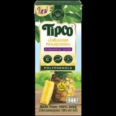 ทิปโก้ น้ำสับปะรดหอมสุวรรณ 200 มิลลิลิตร