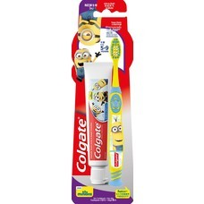 คอลเกต ชุดเเปรงสีฟัน มินเนี่ยน (ยาสีฟัน+แปรงสีฟัน)