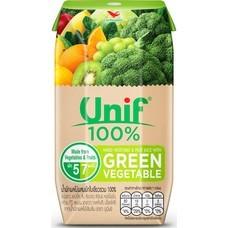 ยูนิฟผักใบเขียว100%