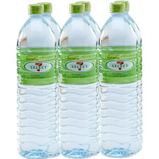 เซเว่นซีเล็คน้ำดื่ม 1500 มิลลิลิตร (แพ็ค6)