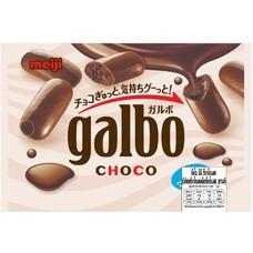 เมจิช็อกโกแลตกัลโบมินิช็อกโกแลต 42 กรัม