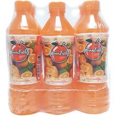 ศิริชิน น้ำส้ม 500 มิลลิลิตร (แพ็ค6)