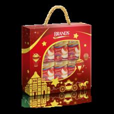 ชุดของขวัญแบรนด์รังนกรีจูฯไซลิทอล42 มิลลิลิตร แพ็ก6 (2020)