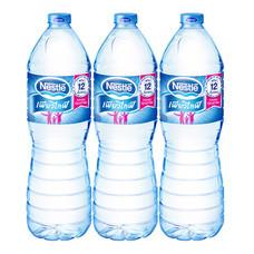 เพียวไลฟ์น้ำดื่ม 1500 ซีซี (แพ๊ค6)
