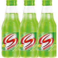 สปอนเซอร์ แอคทีฟ วิตามินซี (เขียว) 250 มิลลิลิตร แพ็ก6