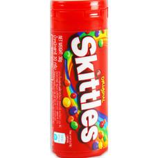 สกิตเทิลส์ลูกอมเคี้ยวหนึบกลิ่นผลไม้รวม(หลอด) 30 กรัม