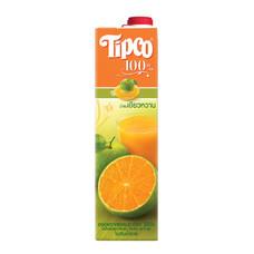 ทิปโก้ เขียวหวาน 100% ลิตร