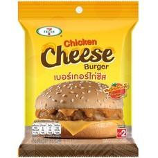 7Fresh เบอร์เกอร์ไก่ชีส 127 กรัม