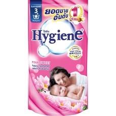 น้ำยาปรับผ้านุ่มไฮยีน สีชมพู