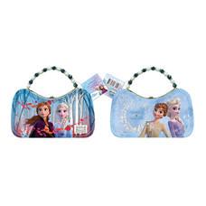 Frozen คุกกี้รสนม กระเป๋า Tin Box 48 กรัม