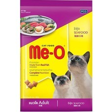 มีโอ อาหารแมว รสซีฟู้ด