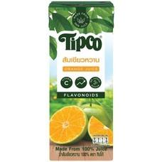 ทิปโก้ส้มเขียวหวาน100%