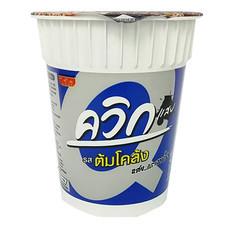 ไวไวควิกคัพ บะหมี่กึ่งสำเร็จรูปแบบถ้วย รสต้มโคล้ง 60 ก.