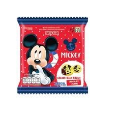 บิ๊กก้าบิสกิตสอดไส้ช็อกโกแลต Mickey 22 กรัม