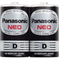 พานาโซนิคถ่านโซนิคใหญ่ดำแพ็ก2R20NT