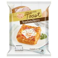 EZY Taste โทสต์แฮมไข่ดาว 82 กรัม