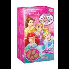 Disney Princess คุกกี้รสนม แถมฟรี ปากกาเจ้าหญิง 12 กรัม