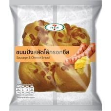7Fresh  ขนมปังสลัดไส้กรอกชีส 90 กรัม