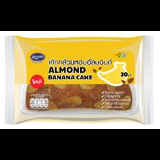 เลอแปง เค้กกล้วยหอมอัลมอนด์ 100 กรัม