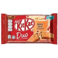 คิทแคทช็อกโกแลตดูโอชานม 35 กรัม