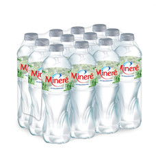 มิเนเร่น้ำแร่ 500 มิลลิลิตร แพ็ก12