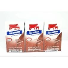 ไทยเดนมาร์ค นมUHT รสช็อคโกแลต 250 มิลลิลิตร แพ็ก3