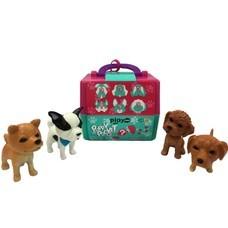 @ลูกอมเพลย์มอร์ปัปปี้พอคเก็ตชุดสุนัข 8 กรัม
