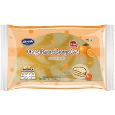 เลอแปง สปันจ์เค้กวานิลลารสส้มซันควิก 65 กรัม