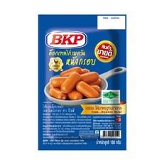 BKP คอกเทลไก่รมควันหนังกรอบ 100 กรัม