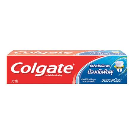 คอลเกต ยาสีฟันรสยอดนิยม 75 ก.