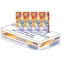 โอวัลตินสมาร์ท นม UHT ไวท์มอลต์ 170 มิลลิลิตร แพ็ก 4 (ขายยกลัง 48 กล่อง)