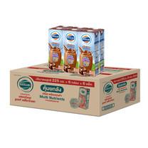 โฟร์โมสต์ นมUHT รสช็อคโกแลตพร่องมันเนย 225 มล. (ขายยกลัง 36กล่อง)