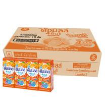 ดัชมิลล์ นมเปรี้ยวUHT รสส้ม 180มิลลิลิตร (ขายยกลัง 48 กล่อง)