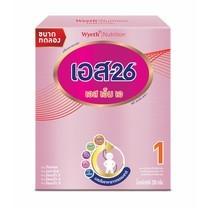 เอส26เอสเอ็มเอ นมผงสูตร 1 สำหรับทารกวัยแรกเกิดขึ้นไป 250 กรัม