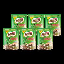 ไมโล อาหารเช้าโปรตีนกราโนล่า 45 กรัม(แพ็ก6)