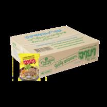 จายาบะหมี่กึ่งสำเร็จรูป รสเนื้อ 60 กรัม กล่อง 30 ซอง แพ็ก30