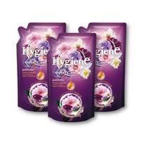 ไฮยีน น้ำยาปรับผ้านุ่มมิดไนท์บลอสซั่ม สีม่วง (แพ็ก3)