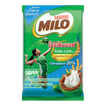 ไมโล3in1 สูตรน้ำตาลน้อย แพ็ค 5 ซอง