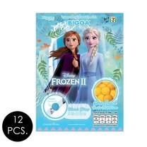 บิ๊กก้า วานิลลามิลค์สายคล้องแมสก์ Frozen2 6 กรัม (แพ็ก 12 ชิ้น)