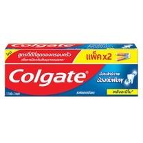 คอลเกตยาสีฟันยอดนิยม 170 กรัม (แพ็กคู่)
